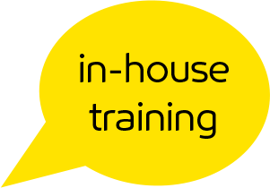 see in-house training